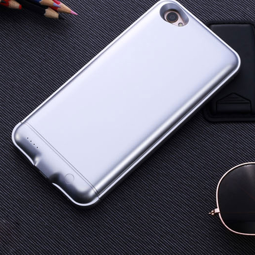 newest 65736 61f89 US $17.5 24% OFF|Phone Case For OPPO A59 A59S A59M 6000Mah External Battery  Pack Power Bank Back Cover Backup Charger Cover Case -in Battery Charger ...