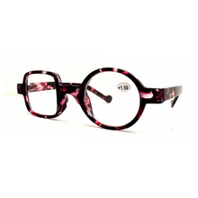 Retro Style Optical Reading Glasses High Quality Eyewear Vintage Leopard Frame Round Squre A3