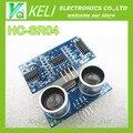 Frete Grátis 10 pcs Ultrasonic Module HC-SR04 DISTANCE MEASURING Transdutor Sensor HC SR04 HCSR04