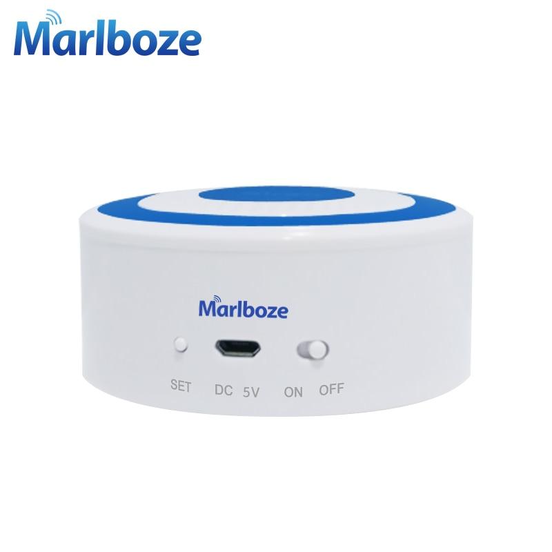 Image 5 - Marlboze 433mhz Wireless Sound and Light Siren 100dB Strobe Siren for PG103 PG168 Home Security WIFI GSM Alarm Panel Systemsiren strobesound wirelesssiren sound -