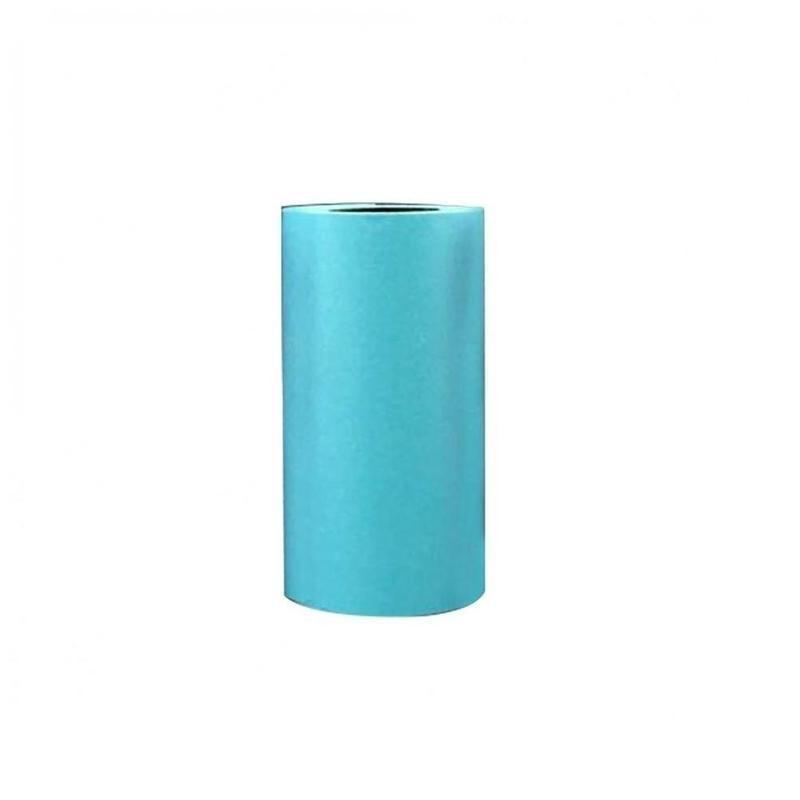 Самоклеющиеся термопечатные бумажные наклейки 57x30 мм термопечатные бумажные наклейки фотопринтер - Цвет: C