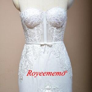 Image 2 - 2019 không tay mermaid lace wedding dress hot bán wedding gown tùy chỉnh thực hiện nhà máy bán buôn giá bridal dress