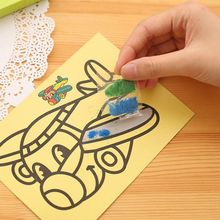 Color Sand Painting Art Creative Drawing Toy for Kids – Educational Toy