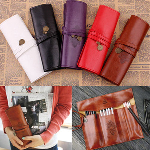 New Style Roll PU Leather Purs
