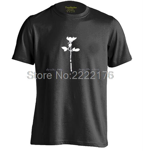 Depeche Mode Enjoy The Silence Electronic Music Mens & Womens Design T Shirt