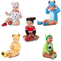 Retail 2015 New Cute girls boys cartoon Bodysuits baby long sleeve fashion Bodysuit with hat set kids infant newborn overalls