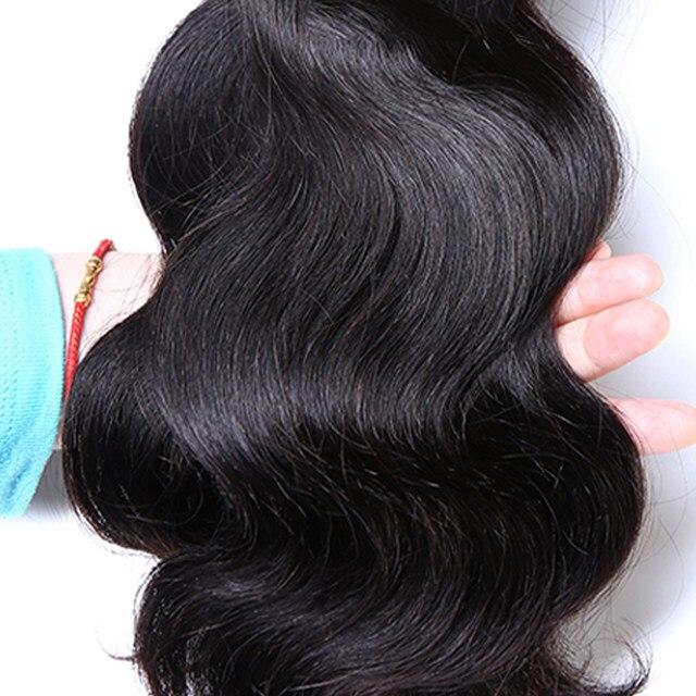 Online Shop Ms Cat Hair Brazilian Body Wave 134 Bundles 100 Human