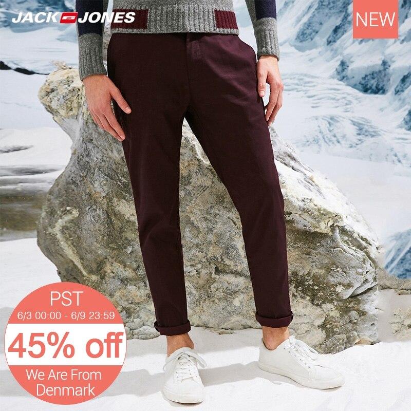 Jack Jones Thin Men's Casual Trousers E|217314521