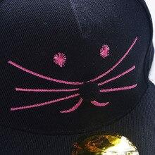Women Cute Cat Style Baseball Caps