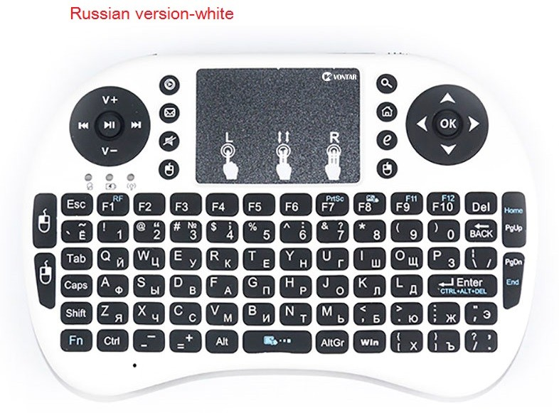 VONTAR I8 Mini Wireless Gaming Keyboard VONTAR I8 Mini Wireless Gaming Keyboard HTB1HkutOFXXXXXfXpXXq6xXFXXXX