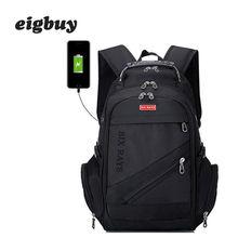 купить Children School Backpack Bags Boy Backpacks Brand Design Teenagers Best Students Travel Usb Charging Waterproof Schoolbag по цене 1913.55 рублей