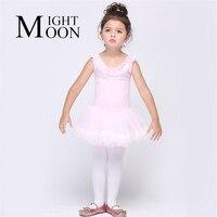 Girls Gymnastic Leotards Ballet Clothes Children Girls Ballerina Dress Ropa Ballet Pink Ballet Clothing Kids Stage