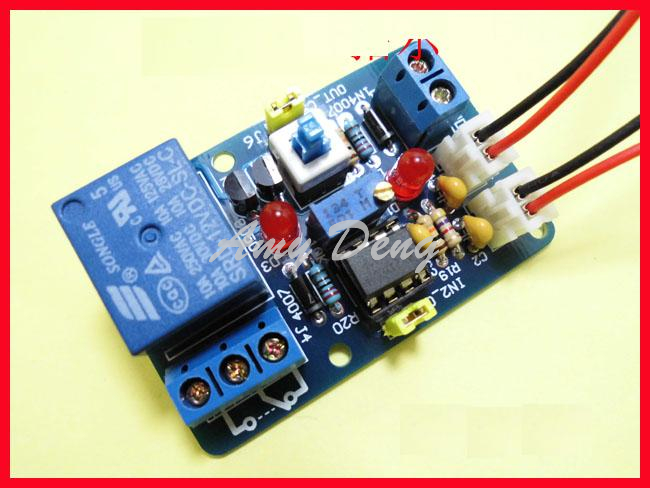 lm393 voltage comparator module with reverse polarity