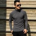 2016 Новое Прибытие MIX ЧЕЛОВЕК Бренд Одежды Мужчин Свитер Мода Slim Fit Случайные Трикотажные Пуловеры Бесплатная Доставка