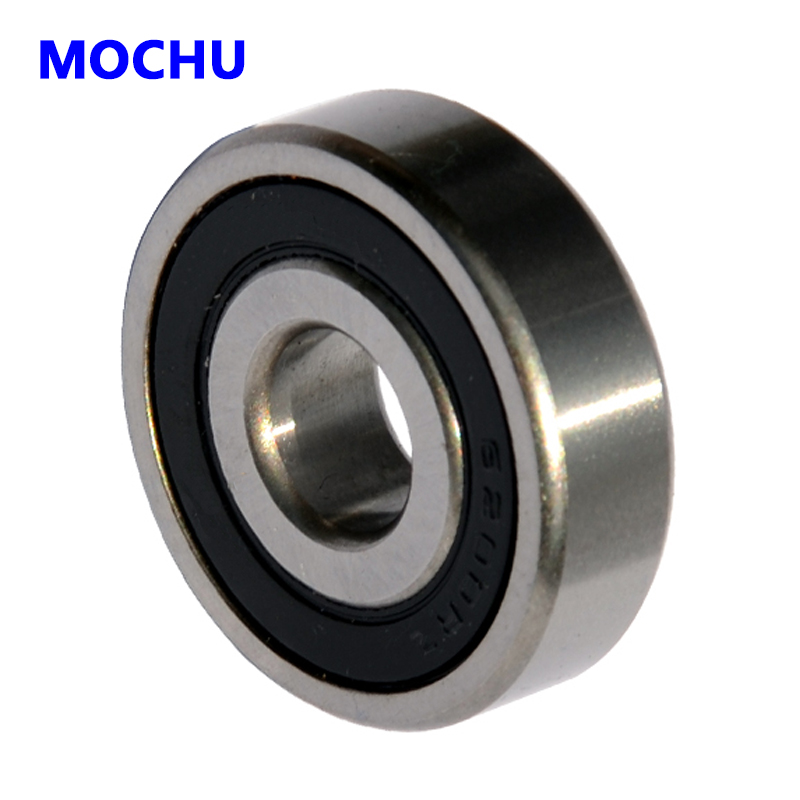 10pcs Bearing 6200 <font><b>6200RS</b></font> 6200RZ 6200-2RS1 6200-2RS 10x30x9 MOCHU Shielded Deep Groove Ball Bearings Single Row High Quality image