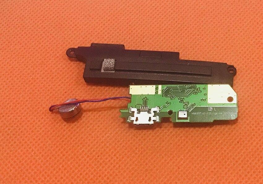 Utilisé Original USB Carte de Charge de Prise + haut-parleur Pour Elephone P8 Helio P25 Octa Core 5.5 FHD Livraison gratuite