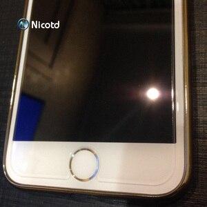 Image 5 - 50 Pcs/Lot 9 H 2.5D verre trempé pour iphone XS MAX X 5 5 s 6 6 s XR 4 S Film protecteur décran antidéflagrant pour iphone 8 7 plus
