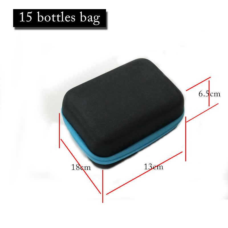 Новый алмаз для алмазной вышивки Инструмент регулируемый Пластик сумка для хранения сумка-держатель сумки из натуральной кожи с застежкой-молнией мешок B01