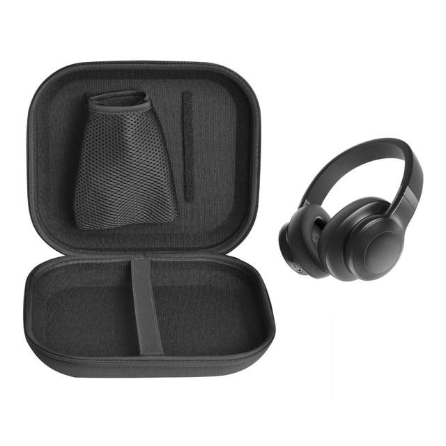 3a7b32be93a Protective Case Bag for JBL Duet NC/E55BT/T450BT/V750NC/UA Flex Wireless  Headphones Black Hard Travel Bag