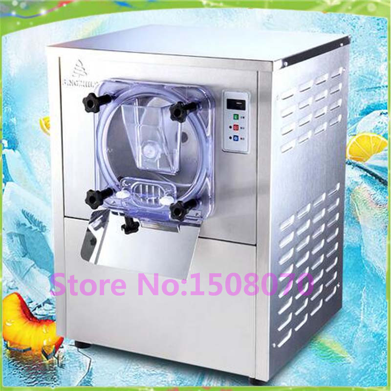 Free shipping discount new technology soft ice cream machine, 20L vertical commercial ice cream maker for sale