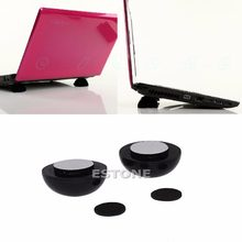 NEW Laptop Notebook Bola Fresca Cooler Stand + Antiderrapante Pad(China)