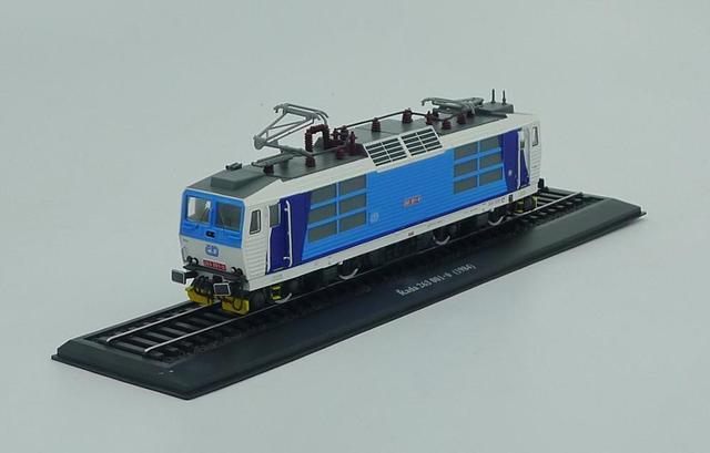 Atlas Řada 263 001 (1984) Trein 1/87 Diecast Model