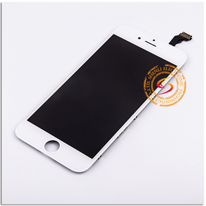 Image 4 - 학년 AAA + + + 10 개/몫 아이폰 6 LCD 터치 스크린 어셈블리 디스플레이 교체 아니 죽은 픽셀 무료 배송