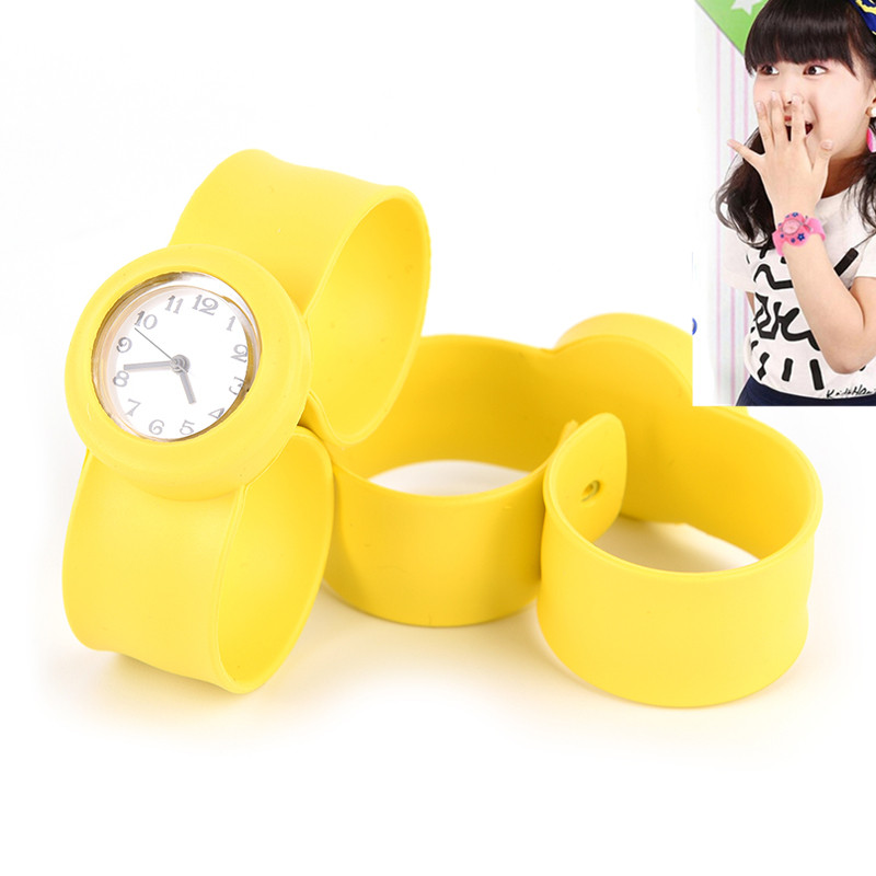 Cartoon Baby Watch Children Watch Kids Watches Small Students Girls Boys Clock Low Price Good Quality Resin Child Wristwatches