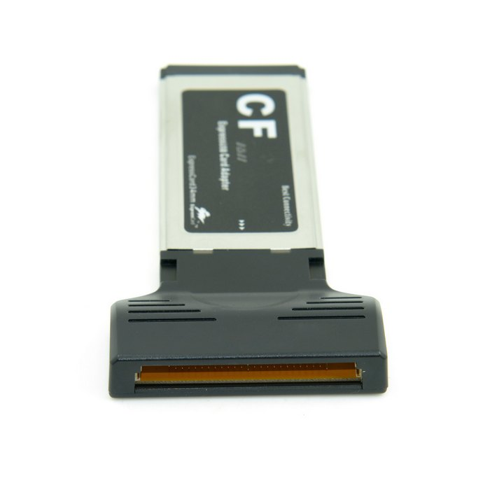 50pcs / lots Compact Flash CF Express Card Adapter Latop Computer Notebook 34mm port Support UMDA 6,By Fedex DHL UPS laptop pcmcia compact flash cf card reader adapter