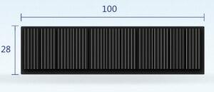 Image 5 - מיני מונו פנל סולארי 5V 70MA עבור DIY צעצוע/שמש דשא אור חיישן אורות/שמש פנס 5.5V