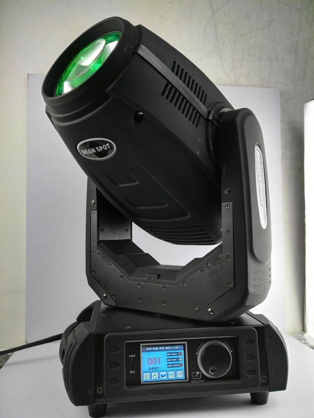 Robe pointe dj éclairage 280 W 10R sharpy 3d effet faisceau tête mobile lavage spot lumière pour décoration de mariage 280 lampe dmx disco bar