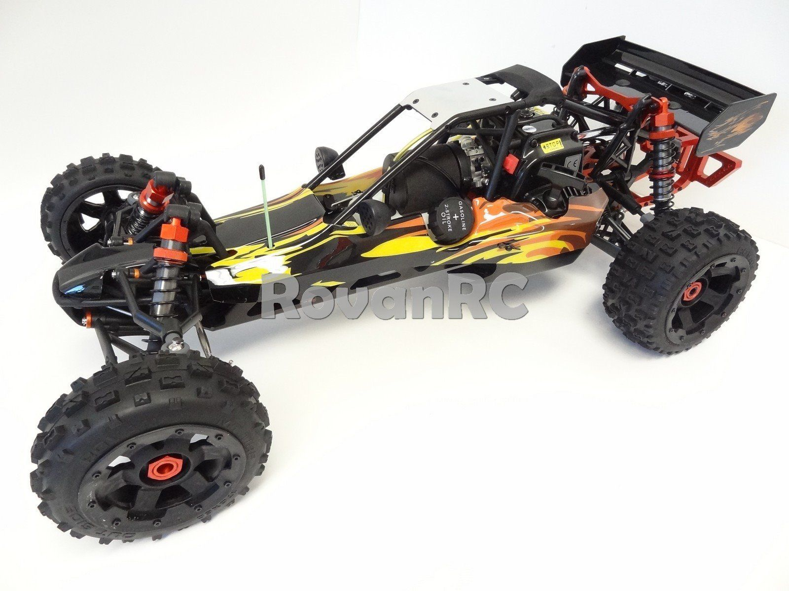 rovan rc 1 5 scale rtr 305c gas baja buggy hpi baja. Black Bedroom Furniture Sets. Home Design Ideas