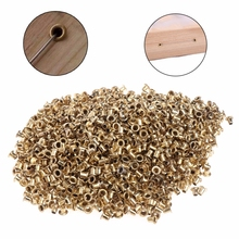 1 сумка итальянский пчела улей гнездо резьбовое отверстие медь глаз покрытие пчеловодство ящик инструмент около 1700 шт.