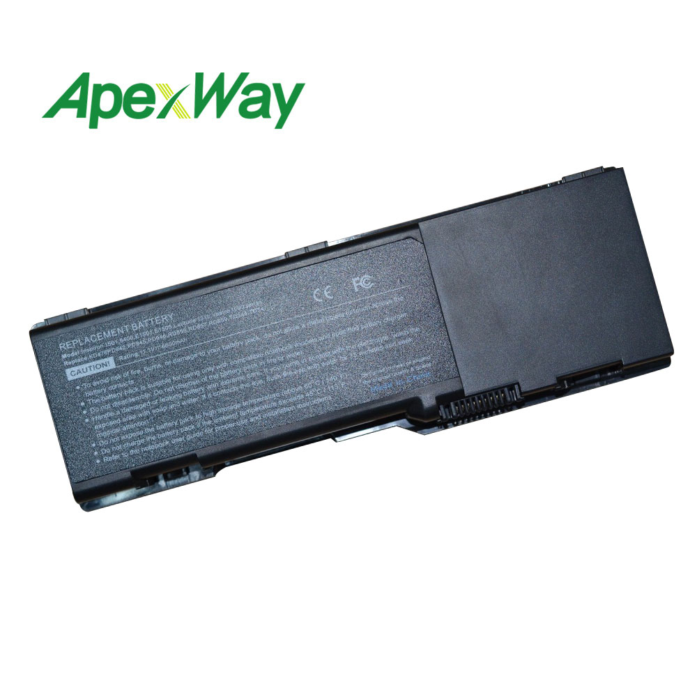 11.1v 9 Cells 6600mAh Laptop <font><b>Battery</b></font> for <font><b>Dell</b></font> <font><b>Inspiron</b></font> <font><b>1501</b></font> 6400 E1505 for Latitude 131L for Vostro 1000 312-0427 312-0428 image