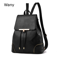 Новинка 2017 женщины рюкзак мода кожаная сумка для отдыха женские сумки Студенты мужские рюкзаки