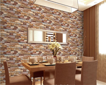 beibehang papel de parede  Wallpaper hudas beauty Marble Tile 3  Chinese Antique Brick Culture Stone Background Wall Paper 3 x 6 bianco carrara white marble honed brick tile