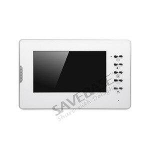 Image 2 - HOMSECUR יד משלוח 7 אינץ וידאו דלת טלפון אינטרקום מערכת עם TFT LCD צג CMOS מצלמה