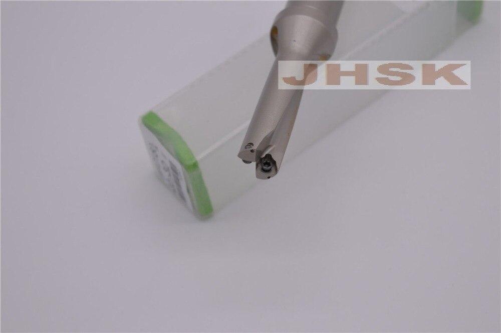 17mm-5D Internal cold drill SPMG0502 indexable drill SPD170 C25-5D U drill