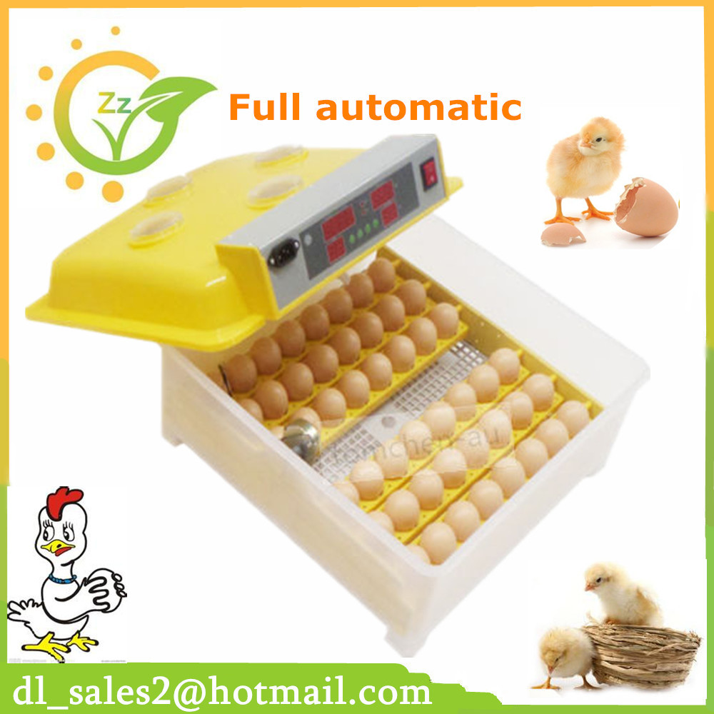 Incubating Chickens Ducks Birds Automatic Duck Bird Hatcher Egg Incubator Turner 48 Eggs 48 eggs tray automatic incubator egg tray chickens ducks and other poultry
