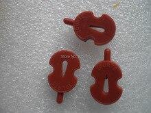 6 PCs TOURTE Violin mute Red color