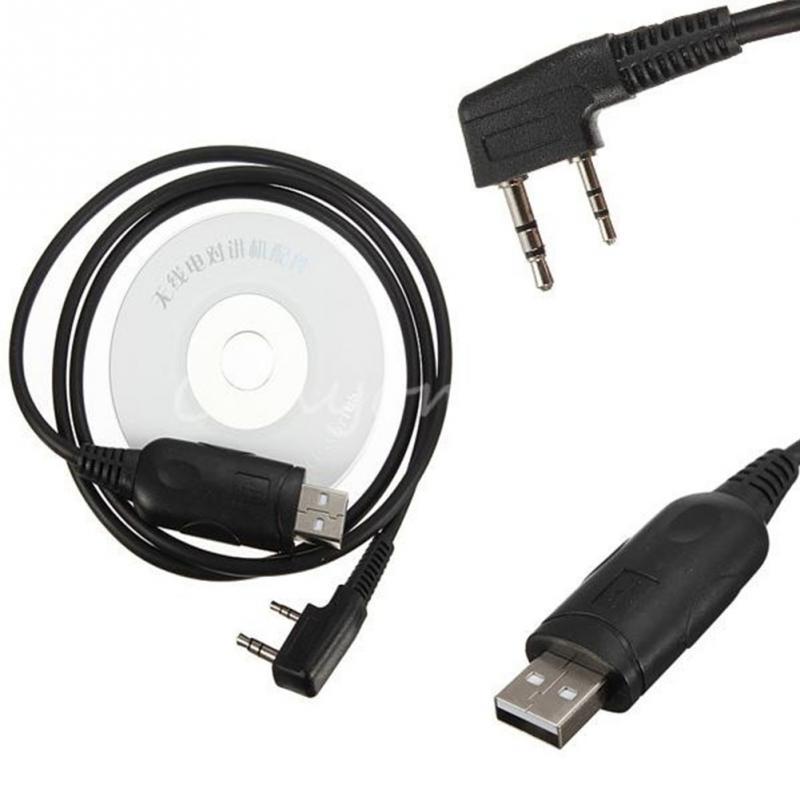 imágenes para Baofeng walkie talkie bf888s de programación usb cable para baofeng uv-5r uv-5ra 5rb 5re cable de programación usb