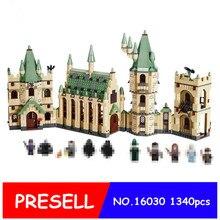Lepin 16030 Movie Series The Harry Potter Hogwort Ibaraki Educational Building Blocks Compatible LegoINGlys 4842