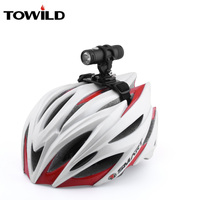 TOWILD Headlight Helmet Mount Strips Bicycle MTB Bike Lights Holder Cycling Universal Parts Accessories|Bicycle Light|Sports & Entertainment -