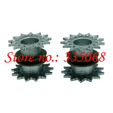 HENG LONG 3838/3838-1 RC tank Snow leopard 1/16 spare parts No.38-083 Metal track driving wheel / main drive wheel / sprocket(China)