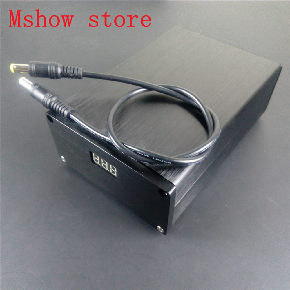 Amplifier Punctual Mshow P2 25va Upgrade Talema Ultra-low Noise Linear Power Supply Psu Output Dc 15v 18v 24v High Quality For Hifi Audio Amp Dac 100% Guarantee