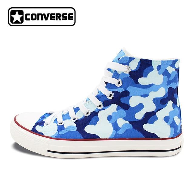 Converse Chuck Taylor All Star Season Hi, ocio/Streetwear Unisex, Azul (azul), 37