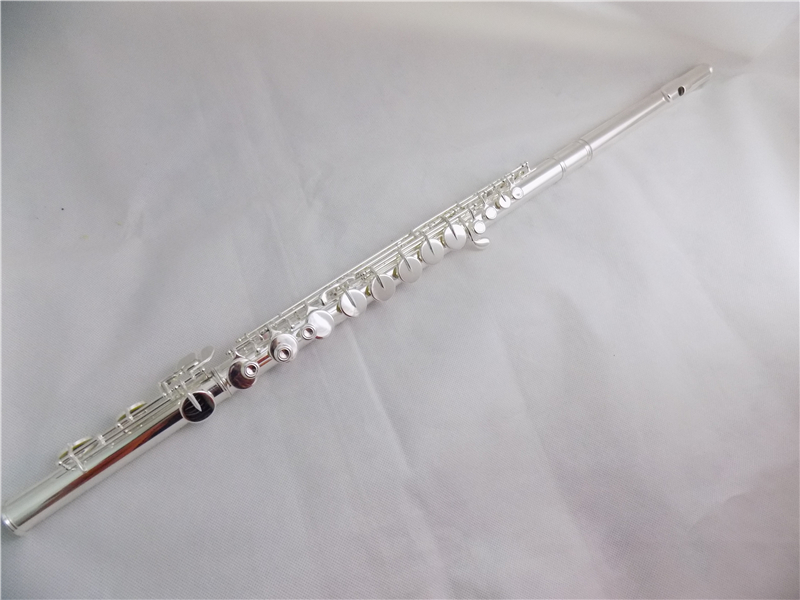 SUERTE New Alto Flute 16 Closed Holes In Line G-Pitch Cupronickel Body with Foambody Case Instrumentos Musicais Profissionais hot brand new gold lacquer eb alto trombone student horn nice tone instrumentos musicais profissionaltuba brass