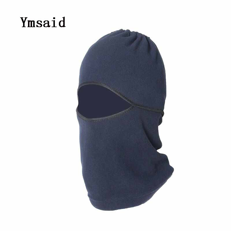 Quick-Drying Breathable Balaclava Full Face Mask Bicycle Hats Tactical Army Airsoft Paintball Winter Warmer Cap Helmet Liner купить
