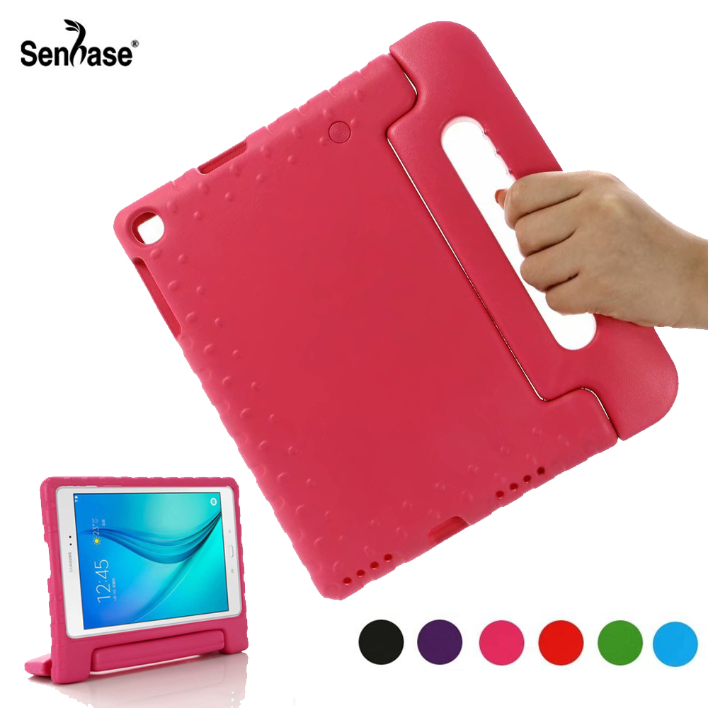 EVA Portable Handle Stand Kids Safe Foam Shockproof Cover For Samsung Galaxy Tab A 10.1 2019 T510 T515 Full Body Tablet Case