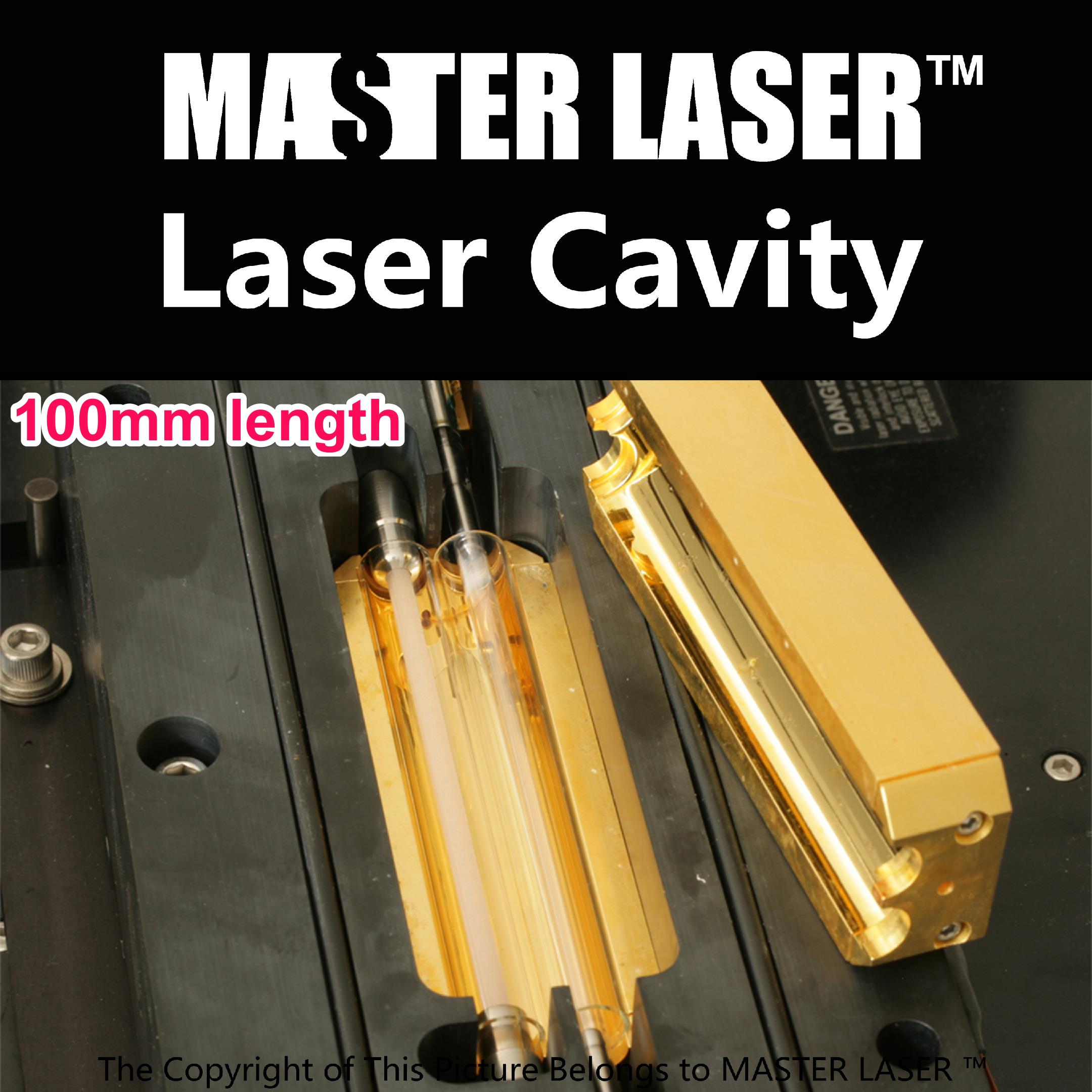 Replace of YAG Laser Tag Equipment Laser Welding Machine Yag Marking Machine Laser Cavity Golden Chamber Body Length 100mm high quality southern laser cast line instrument marking device 4lines ml313 the laser level